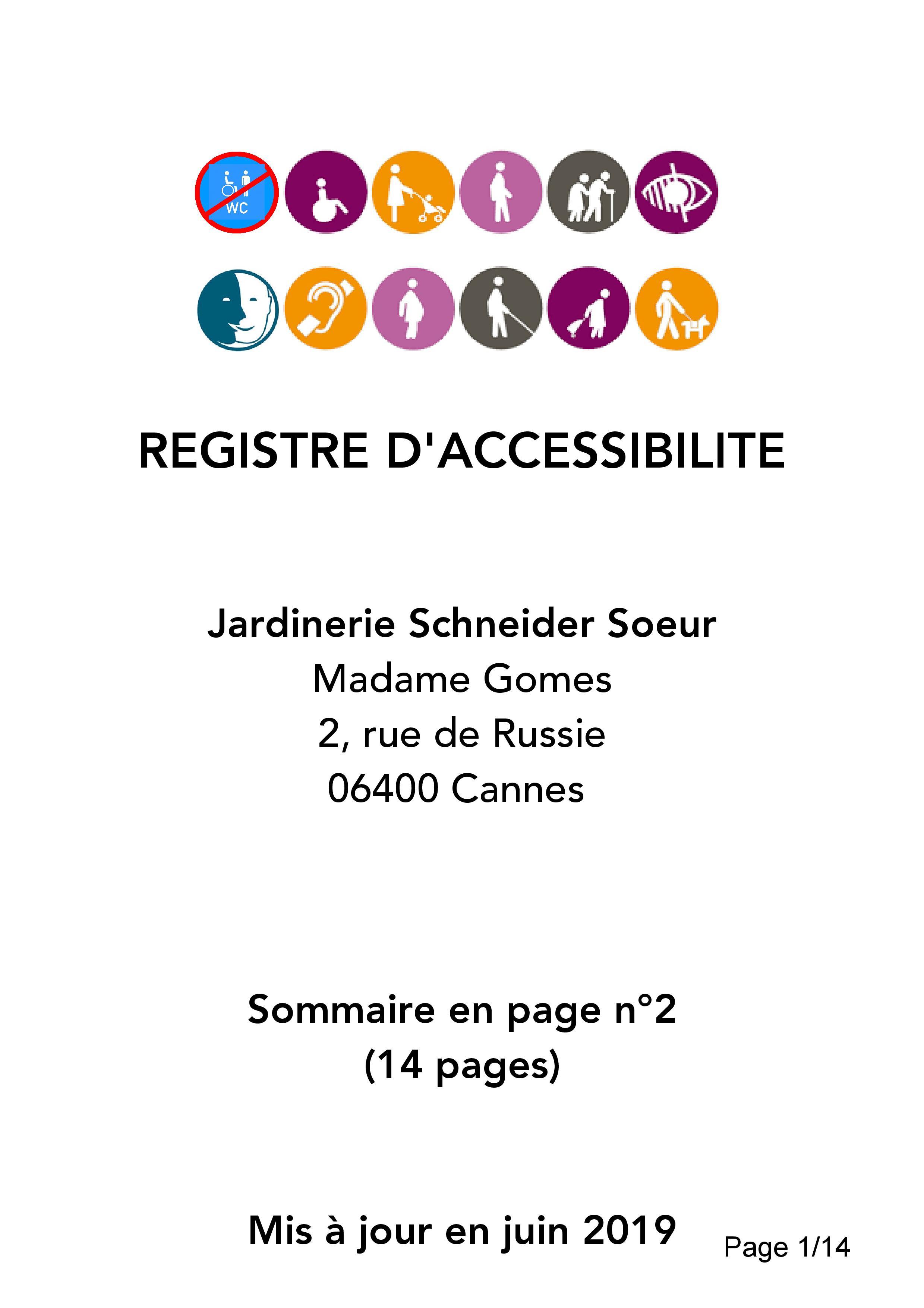 Registre accessibilité Jardinerie Schneider Soeur Cannes-page-001