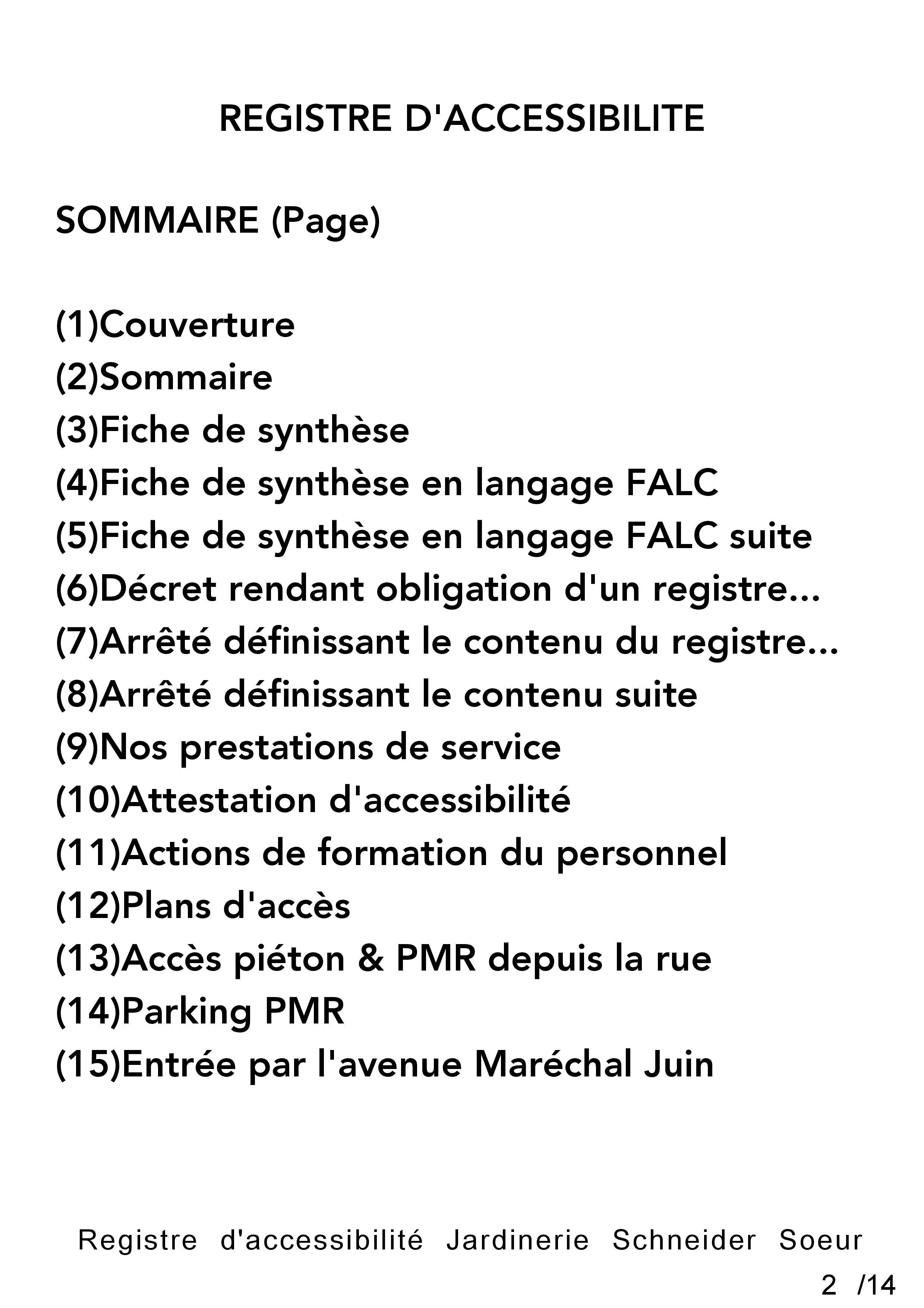 Registre accessibilité Jardinerie Schneider Soeur Cannes-page-002